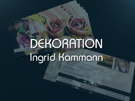 Dekorationen Ingrid Kammann